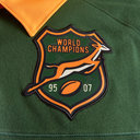 South Africa Springboks 2019/20 L/S Classic Rugby Shirt