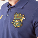 South Africa Springboks 2019/20 Pique Rugby Polo Shirt