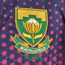 South Africa Springboks 2019 Players S/S Rugby Training Shirt