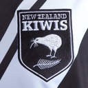 New Zealand Kiwis 2018/19 Home S/S Replica Rugby League Shirt