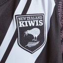 New Zealand Kiwis 2018/19 Kids Home S/S Replica Rugby League Shirt