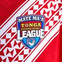 Tonga 2018/19 Home S/S Replica Rugby League Shirt
