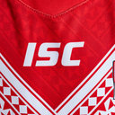 Tonga 2018/19 Kids Home S/S Replica Rugby League Shirt