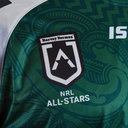 New Zealand Maori All Stars 2019 Players Rugby Training T-Shirt