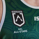 New Zealand Maori All Stars 2019 Players Rugby Training Singlet