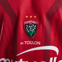 Toulon 2018/19 Alternate S/S Replica Rugby Shirt
