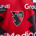 Oyonnax 2018/19 Home S/S Replica Rugby Shirt