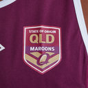 Queensland Maroons State of Origin 2019 Rugby Training Singlet