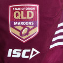 Queensland Maroons State of Origin 2019 Rugby Training Shorts