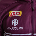 Queensland Maroons State of Origin 2019 Players Hooded Rugby Sweat
