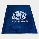 Scotland Off Field Rugby Blanket