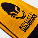 Worcester Warriors Jacquard Supporters Rugby Scarf