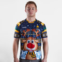 Worcester Warriors 2018 Christmas Rugby Shirt