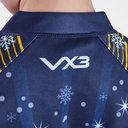 Worcester Warriors 2018 Kids Christmas Rugby Shirt