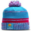 Worcester Warriors Knitted Marl Bobble Hat