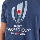 RWC 2019 Large Logo T-Shirt
