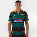 Northampton Saints 2019/20 Home S/S Replica Rugby Shirt