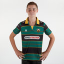 Northampton Saints 2019/20 Kids Home S/S Replica Shirt