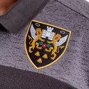 Northampton Saints 2019/20 Players Travel Rugby Polo Shirt