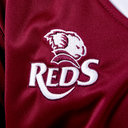 Queensland Reds 2019 Youth Home Replica Rugby Shirt