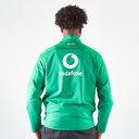 Ireland IRFU 2019/20 Players Anthem Rugby Jacket