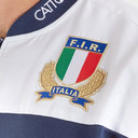 Italy 2019/20 Players Full Zip Anthem Rugby Jacket
