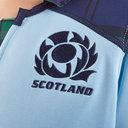 Scotland 2019/20 Kids Alternate S/S Replica Rugby Shirt