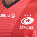 Saracens 2019/20 Alternate S/S Replica Rugby Shirt