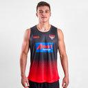 Essendon Bombers 2019 AFL Players Training Singlet