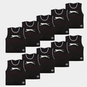 Adult Training Bibs - Set of 10