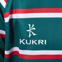 Leicester Tigers 2019/20 Home Kids Replica Shirt