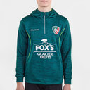 Leicester Tigers 2019/20 Youth Performance Hooded Sweat