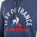 France 2019/20 Supporters Hooded Rugby Sweat