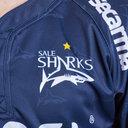 Sale Sharks 2019/20 Home Kids Replica Shirt