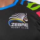 Zebre 2019/20 Players S/S Rugby Training Shirt