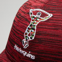 Harlequins 9FORTY Engineered Rugby Cap