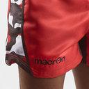 Edinburgh 2015/16 Players Alternate Rugby Shorts