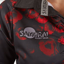 Army Rugby Union Remembrance Day Poppy Ladies S/S Rugby Shirt