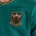 Northampton Saints 2018/19 Kids S/S Rugby Training Shirt