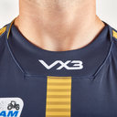 Worcester Warriors 2019/20 Home S/S Replica Rugby Shirt