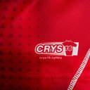 Scarlets 2019/20 Home S/S Replica Rugby Shirt