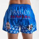 Dragons 2018/19 Alternate Kids Rugby Shorts