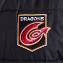 Dragons 2018/19 Pro Hybrid Rugby Jacket