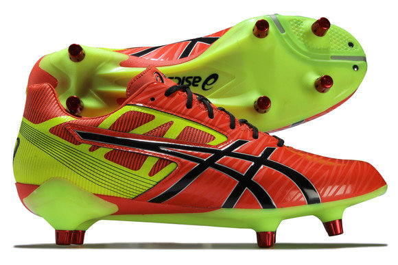 asics rugby cleats