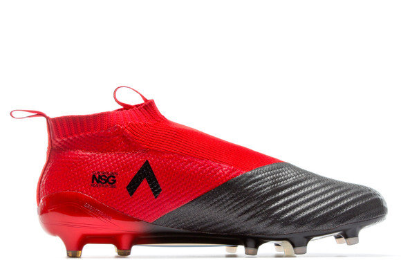 best cheap 0004c eaef0 Soccer adidas ACE 17+ Purecontrol FG Junior - Red Ftwr White Core Black
