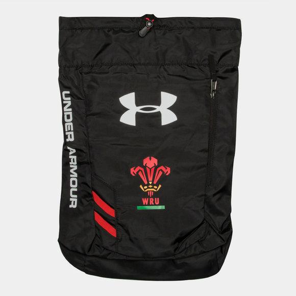 Wales WRU 2017 19 Trance Rugby Gym Bag