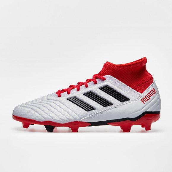 Predator 18.3 FG Football Boots. Predator Returns. adidas Predator Tango  18.3 IN - White Core Black Real Coral ... 8c6a8425d