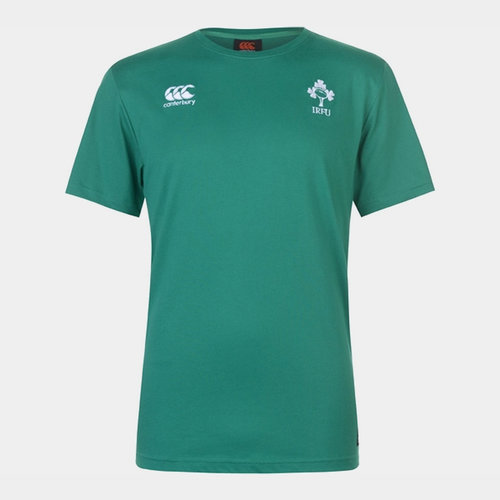Ireland Rugby Basic T Shirt Mens