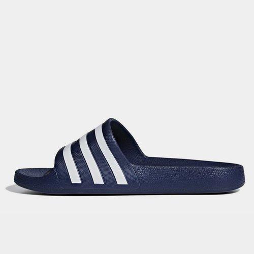 ea20a3b57bc6 adidas Duramo Slide Flip Flops. Navy White