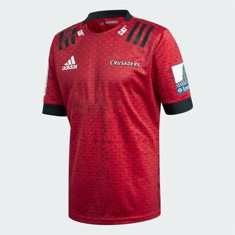 Crusaders Rugby Home Shirt 2020